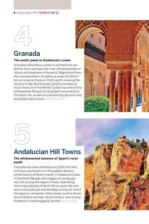 HISZPANIA SPAIN Best of w.3 przewodnik LONELY PLANET 2021 (6)