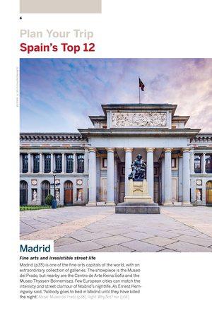 HISZPANIA SPAIN Best of w.3 przewodnik LONELY PLANET 2021 (3)