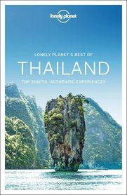 TAJLANDIA Best of w.3 przewodnik LONELY PLANET 2021