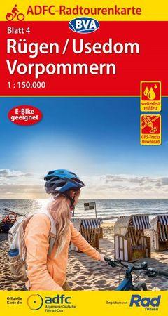 RUGIA UZNAM POMORZE PRZEDNIE mapa turystyczno - rowerowa ADFC 2021 (1)