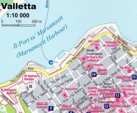 MALTA explore! przewodnik z mapą EXPRESSMAP 2021 (3)