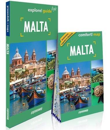 MALTA explore! przewodnik z mapą EXPRESSMAP 2021 (1)
