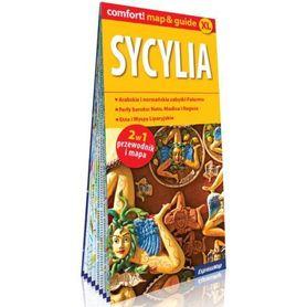 SYCYLIA XL 2w1 przewodnik i mapa EXPRESSMAP