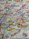 KASZUBY ATRAKCJE TURYSTYCZNE mapa laminowana EKOKAPIO 2021 (2)