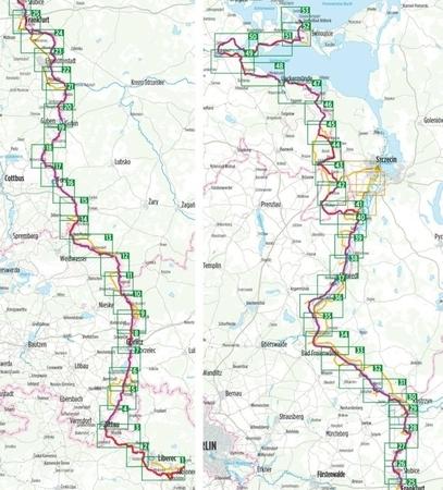 ODRA NYSA DROGA ROWEROWA atlas rowerowy BIKELINE 2021 (2)