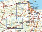 KASZUBY DLA ROWERZYSTÓW I PIECHURÓW mapa wodoodporna 1:60 000 STUDIO PLAN 2021/2022 (3)