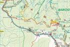 BABIA GÓRA ZAWOJA BABIOGÓRSKI PARK NARODOWY mapa syntetyczna 1:30 000 STUDIO PLAN 2021/2022 (4)