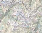 ANETO-MALADETA mapa 1:25 000 ALPINA 2021 / 2022 (3)