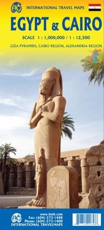 EGIPT KAIR mapa wodoodporna ITMB 2020 (1)