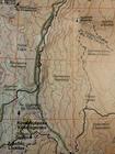KISSAMOS CHANIA mapa wodoodporna 1:50 000 NAKAS ROAD (3)