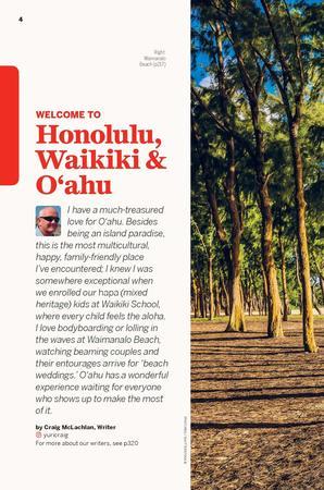 HONOLULU WAIKIKI OAHU 6 przewodnik LONELY PLANET 2021 (6)