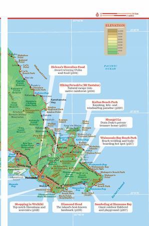 HONOLULU WAIKIKI OAHU 6 przewodnik LONELY PLANET 2021 (5)