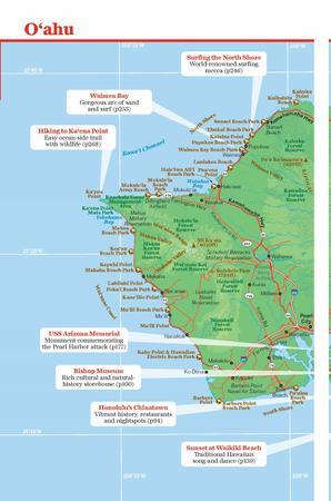 HONOLULU WAIKIKI OAHU 6 przewodnik LONELY PLANET 2021 (4)