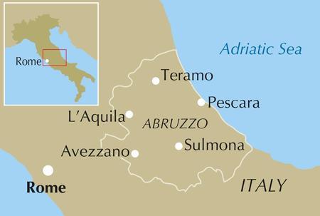 ABRUZJA Walking in Abruzzo przewodnik CICERONE (4)