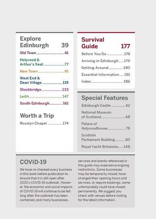 EDYNBURG POCKET przewodnik LONELY PLANET 2021 (3)