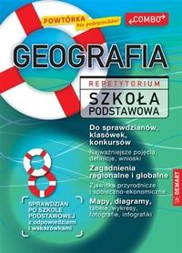GEOGRAFIA Repetytorium Szkoła Podstawowa COMBO DEMART 2021