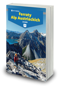 Ferraty Alp Austriackich (wyd. II) 3 SKLEP PODRÓŻNIKA 2021
