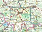 RABKA ZDRÓJ I OKOLICE mapa 1:40 000 COMPASS 2021 (2)