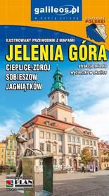 JELENIA GÓRA przewodnik z mapami STUDIO PLAN
