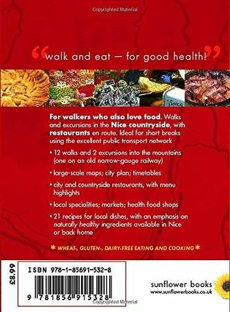 NICEA Walk & Eat Around Nice przewodnik SUNFLOWER 2020 (2)