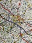 POLSKA mapa laminowana 1:650 000 COMPASS 2021 (2)