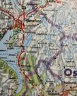 NORWEGIA mapa 1:600 000 FREYTAG & BERNDT 2020 (2)