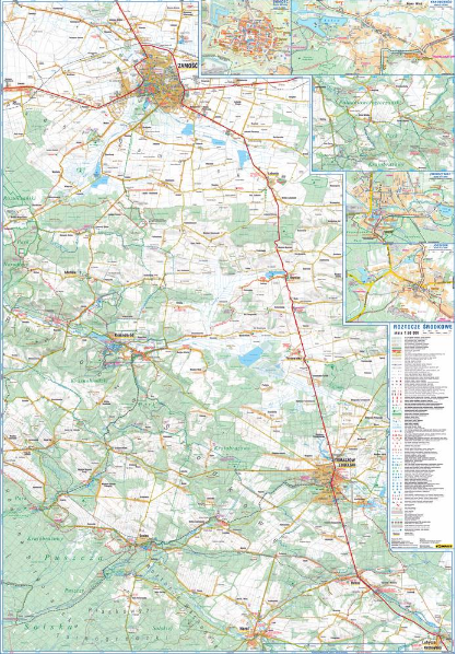 ROZTOCZE ŚRODKOWE mapa turystyczna 1:50 000 COMPASS 2021 (5)