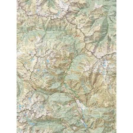 Valls d'Aneu - Mont Valier - Mont-roig / Vall de Montgarri mapa 1:25 000 ALPINA 2021 (3)
