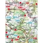 Valls d'Aneu - Mont Valier - Mont-roig / Vall de Montgarri mapa 1:25 000 ALPINA 2021 (2)