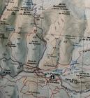 Valls d'Aneu - Mont Valier - Mont-roig / Vall de Montgarri mapa 1:25 000 ALPINA 2021 (4)