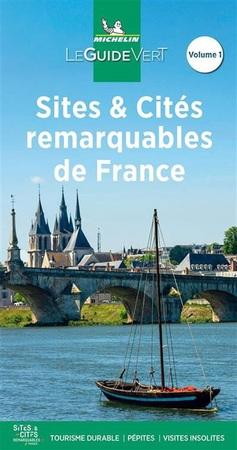 FRANCJA PÓŁNOCNA Ciekawe miejsca i miasta MICHELIN 2021 (1)