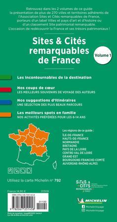 FRANCJA PÓŁNOCNA Ciekawe miejsca i miasta MICHELIN 2021 (2)