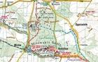 JURA KRAKOWSKO-CZĘSTOCHOWSKA mapa laminowana 1:50 000 COMPASS 2021 (2)