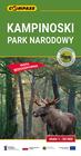 KAMPINOSKI PARK NARODOWY mapa laminowana 1:50 000 COMPASS 2021 (1)