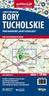 BORY TUCHOLSKIE mapa turystyczna 1:50 000 STUDIO PLAN 2021/2022 (2)