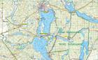 BORY TUCHOLSKIE mapa turystyczna 1:50 000 STUDIO PLAN 2021/2022 (3)