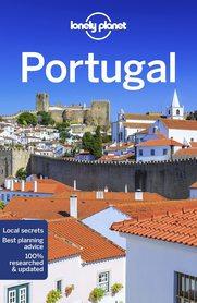 PORTUGALIA 12 przewodnik LONELY PLANET 2021
