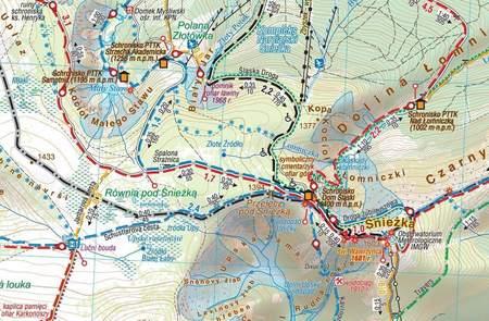 KARKONOSZE GÓRY IZERSKIE mapa laminowana 1:35 000 COMPASS 2021 (3)