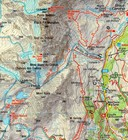 BREUIL CERVINIA ZERMATT wodoodporna mapa turystyczna 1:50 000 KOMPASS (3)