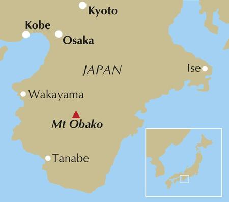 Japan's Kumano Kodo Pelgrimage przewodnik CICERONE 2020 (3)