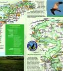 PODLASKIE Podróżownik mapa laminowana DEMART 2021 (2)