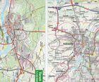 POLSKA atlas samochodowy 1:300 000 EXPRESSMAP 2022/2023 (3)