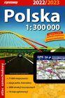 POLSKA atlas samochodowy 1:300 000 EXPRESSMAP 2022/2023 (1)
