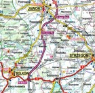 POLSKA atlas samochodowy 1:300 000 EXPRESSMAP 2022/2023 (4)