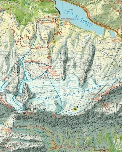 07 ALTA BADIA - ARABBA - MARMOLADA mapa turystyczna 1:25 000 TABACCO 2021 (3)