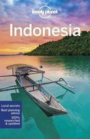 INDONEZJA 13 przewodnik LONELY PLANET 2021