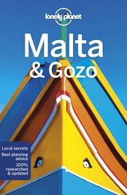MALTA I GOZO 8 przewodnik LONELY PLANET 2021