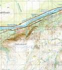 UTSJOKI KEVO PAISTUNTURIT mapa 1:50 000 KARTTAKESKUS (2)