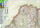 UTSJOKI KEVO PAISTUNTURIT mapa 1:50 000 KARTTAKESKUS (4)