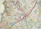 UTSJOKI KEVO PAISTUNTURIT mapa 1:50 000 KARTTAKESKUS (5)